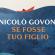 CONSIGLI DI LETTURA: Se fosse tuo figlio di Nicolò Govoni