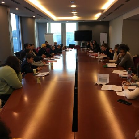 L'incontro tra la delegazione e ARDI