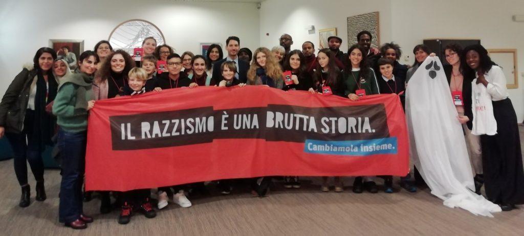 Delegazione Razzismo Brutta Storia con Emilio Puccio
